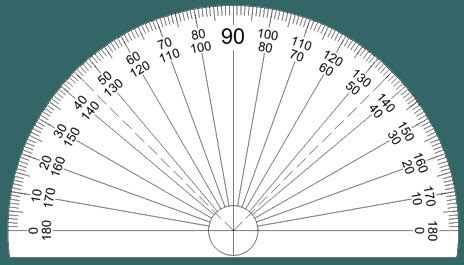 Degrees and Radians Calculator ~ Maths Tricks and Tips