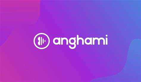Anghami - The Sound of Freedom