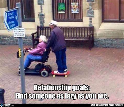 Relationship goals: Find someone as lazy as you are (Funny