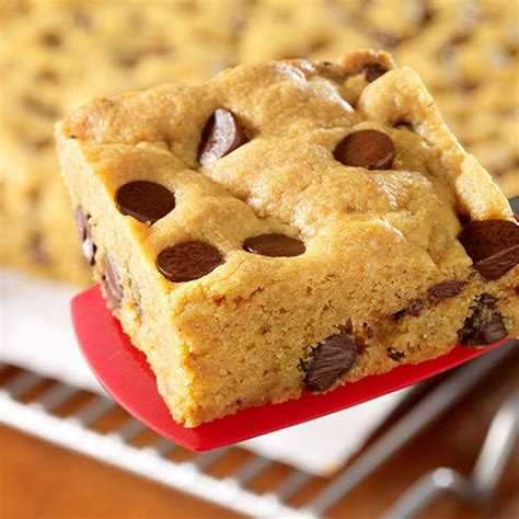 Easy PB Cookie Bars - Recipes - Skippy® Brand Peanut Butter