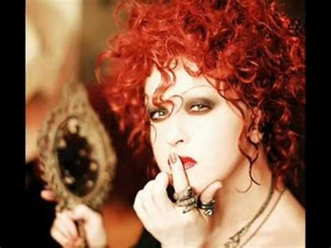 Cindy Lauper - All Through the night - YouTube