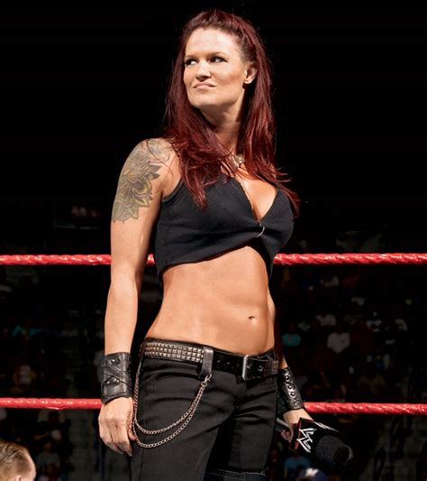 Lita - The Official Wrestling Museum