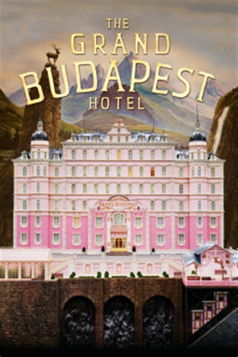 The Grand Budapest Hotel (2014) directed by Wes Anderson
