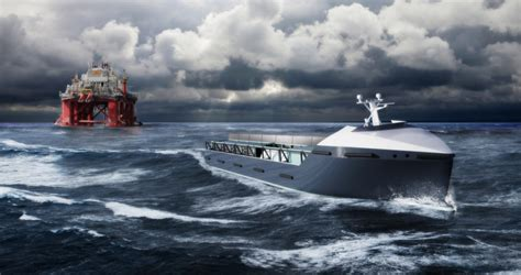 Robot ghost ships to extend miner's technology drive to