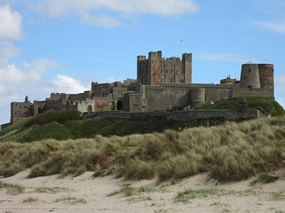 Guide to Northumberland County, England