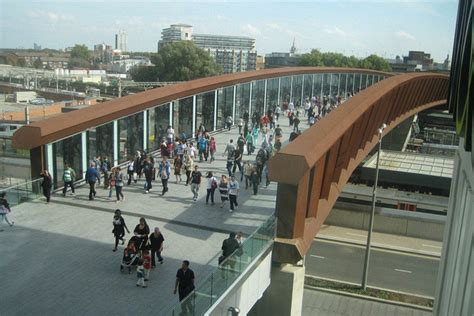 Westfield Stratford City Shopping Centre: London Shopping
