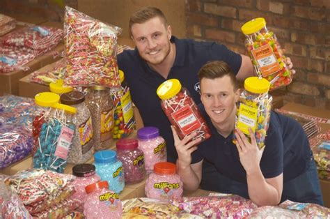 Hancock's launches confectionery wholesale business