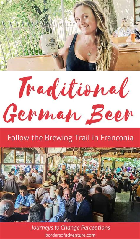 German Beer Tradition – Following the Brewing Trail in