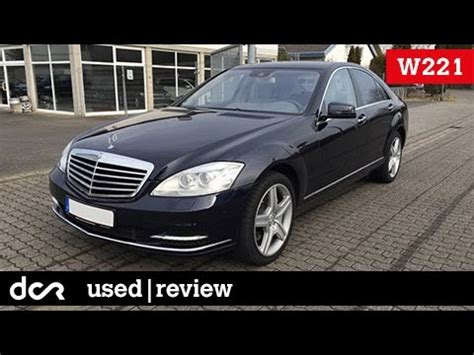 Buying a used Mercedes S-class W221 - 2006-2013, Common