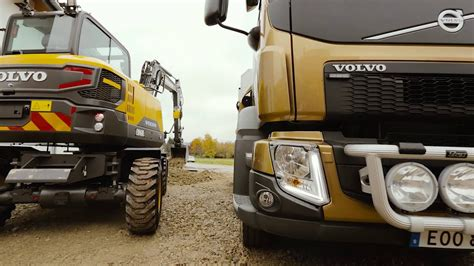 Utility Reveal Film - Volvo Construction Equipment Bauma