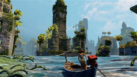 New adventure game Submerged arrives on PS4, Xbox One and