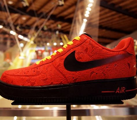 """Nike Air Force 1 Low """"Red Flower"""""""