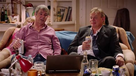 Men Behaving Badly cast are keen on a reunion