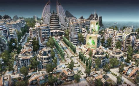 Download Game Anno 2070 full - Game chiến thuật cực hay