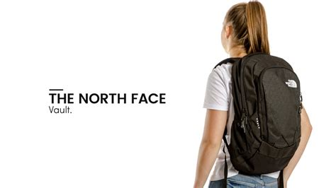 The North Face Vault Backpack - Bagageonline - YouTube