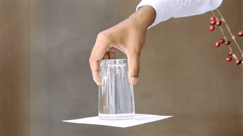 Upside Down Glass of Water - Cool Science Experiment