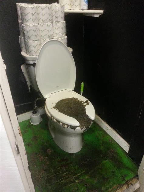 21 Photos That'll Make You *NEVER* Want To Use A Toilet Again