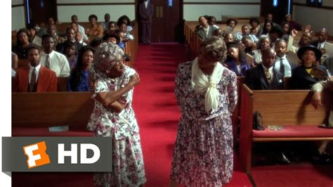 Don't Be a Menace (6/12) Movie CLIP - Old Lady Dance-Off