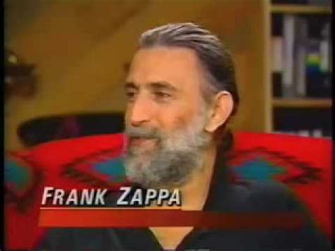 Zappa Interview Today Show 1993 - YouTube