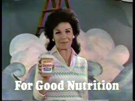 Annette Funicello for Skippy peanut butter 1984 commercial