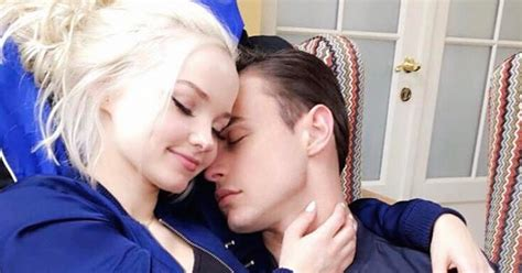 Dove Cameron Shares How She First Fell for Thomas Doherty