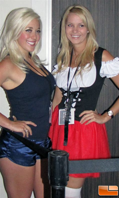 The Sexiest Booth Babes of E3 2011 - Page 9 of 9 - Legit