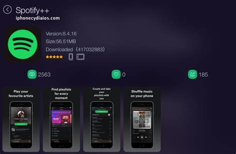 Download and Install Spotify++ (Spotify with Premium