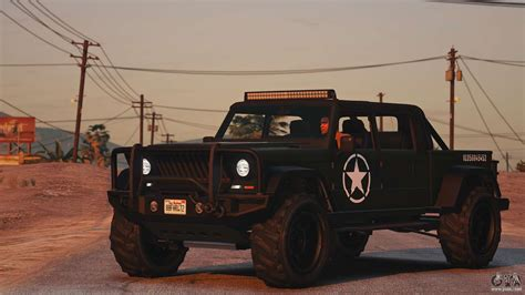 New brutal SUV in GTA Online