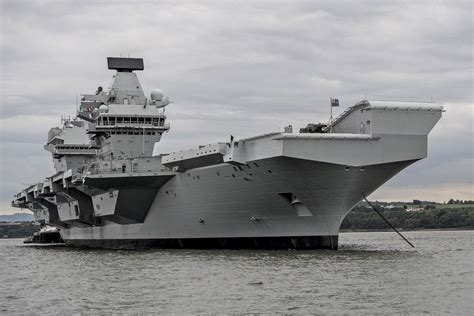 UK and China joining the USA in the supercarrier club