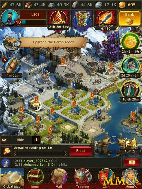Vikings: War of Clans Game Review