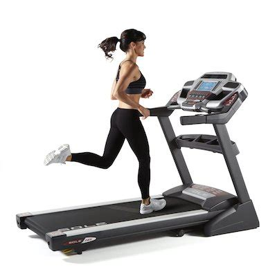 SOLE F85 Treadmill Review - Top Fitness Magazine
