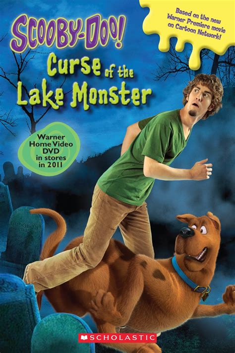 Scooby-Doo Movie Reader: Curse of the Lake Monster by