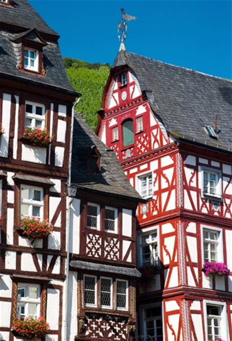 List of German half-timbered towns - Germany Travel Guide