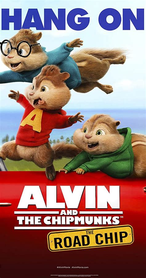 Watch Alvin and the Chipmunks: The Road Chip (2015) Online