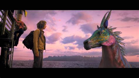 """Percy Jackson: Sea of Monsters   """"It's A Hippocampus"""