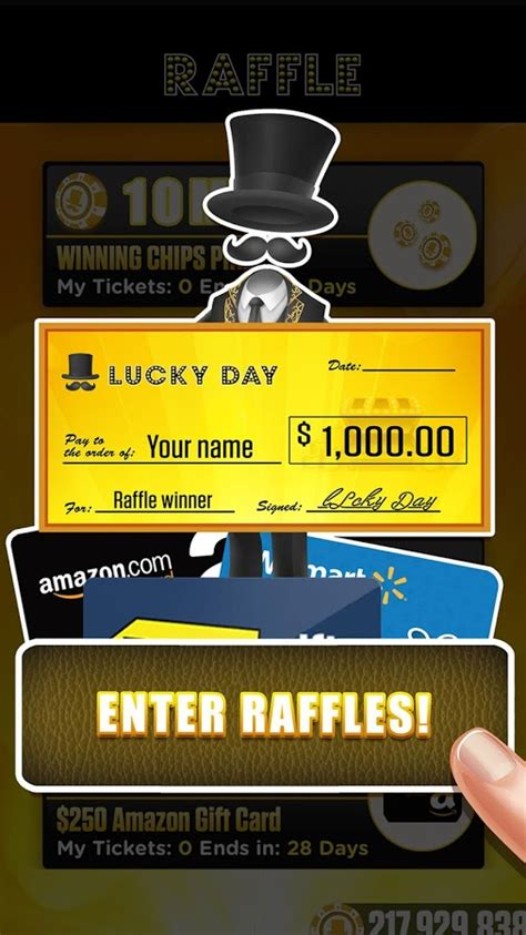 Lucky Day - Win Real Money! - Android Apps on Google Play