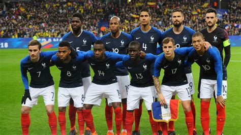 France reaches 2018 World Cup final: Schedule, scores, how