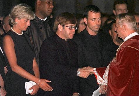 Why Did Princess Diana Have a Big Feud With Elton John?