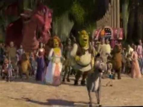 Shrek Party Song HD 3D (Available inside the video) - YouTube