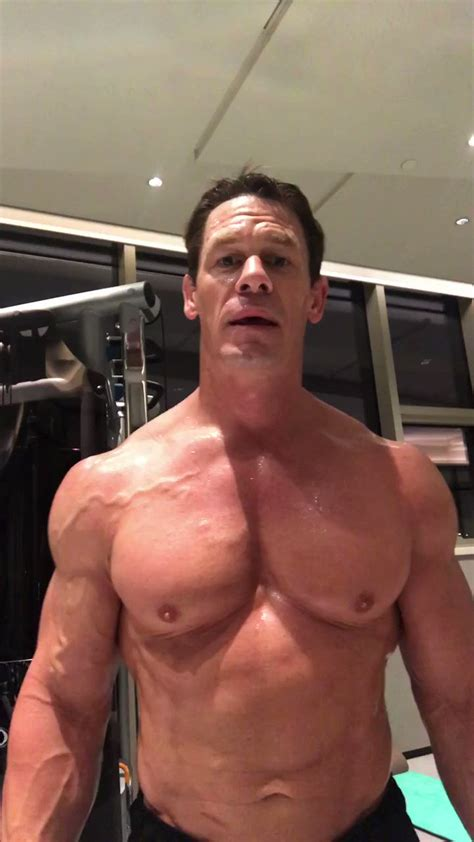 """John Cena on Twitter: """"The time and place you want to be"""