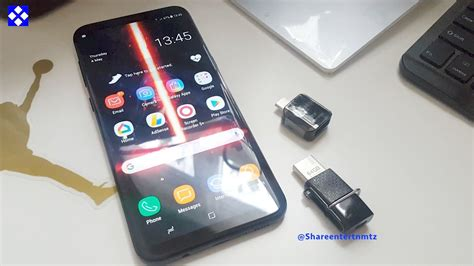 How To Transfer Files From A USB Storage To Samsung Galaxy