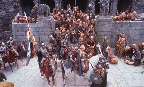The Lord of the Rings: The Two Towers – review | cast and