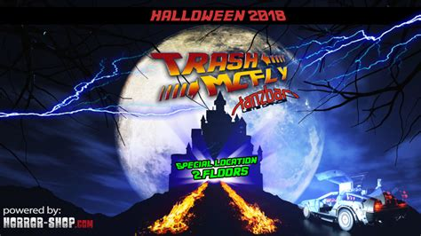 Party - Trash McFly - 90S HORROR HALLOWEEN auf 2 AREAS
