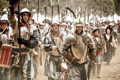The Army Sergeants of Conquest   LARPING
