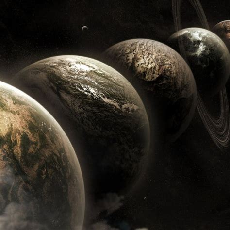 Worlds Without End: The Many Kinds of Parallel Universes