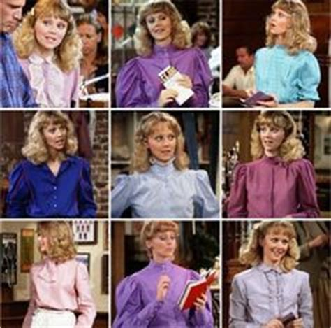 my first exposure to the female comedienne- Shelly Long as