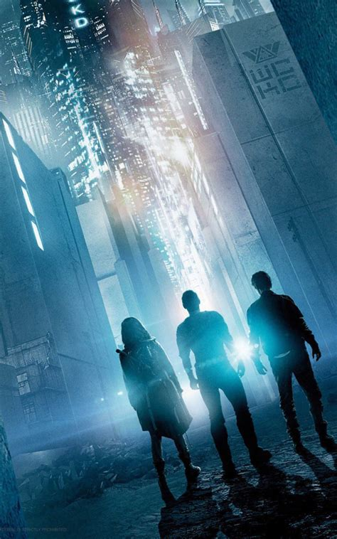 Maze Runner 3: The Death Cure HD - riposts