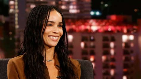 Zoe Kravitz opens up about her grandmother Roxie Roker and