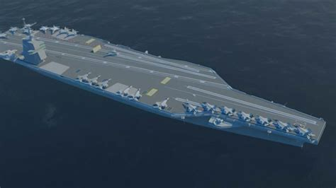 This Is How The US Navy Is Building Their New Nuclear