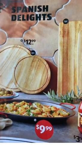 Aldi - Kitchenware Sale: Paella Pan 40cm $9